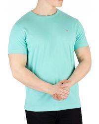 92acae86 Polo Ralph Lauren Custom Fit Mesh Polo Shirt Pool Green Small S in ...
