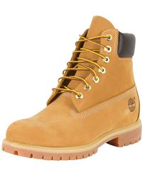 Timberland - Wheat Yellow Af 6 Inch Premium Bt Boots - Lyst