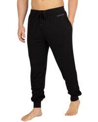 Calvin Klein - Black Pyjama Bottoms - Lyst