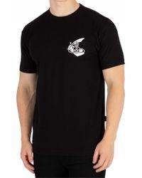Vivienne Westwood - Black Boxy Small Arm & Cutlass T-shirt - Lyst
