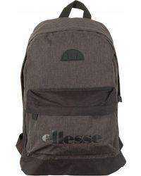Ellesse - Men's Regent Ii Backpack, Black Men's Backpack In Black - Lyst