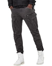 G-Star RAW - Rovic Zip 3d Tapered - Lyst