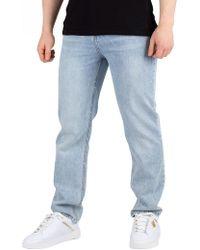 Religion - Crush Blue Kick Jeans - Lyst