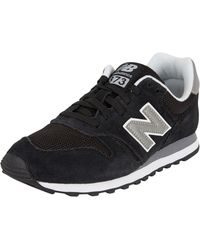 New Balance - Ml373 Women's Shoes (trainers) In Black - Lyst