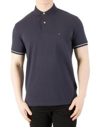 Tommy Hilfiger - Sky Captain 1985 Regular Fit Polo Shirt - Lyst