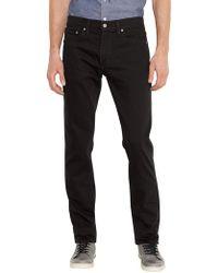 Levi's - Black 511 Slim Fit Nightshine Jeans - Lyst