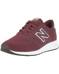 New Balance - Burgundy 420 Trainers - Lyst