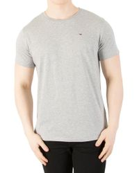 9d171ee3 Corp Flag Mens Tee. $45. Country House Outdoor · Tommy Hilfiger - Light  Gray Heather Original Jersey T-shirt - Lyst