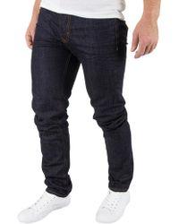 Vivienne Westwood - Blue Denim Tapered Classic Jeans - Lyst