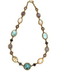Darlene De Sedle - Multi Stone Cabochon Necklace - Lyst