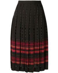 Marco De Vincenzo - Pleated Skirt - Lyst