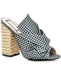gingham bow sandals - White N°21 Footlocker Finishline Sale Online Clearance Discount Official Site For Sale gmbPLr