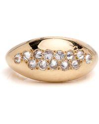 Ana Katarina | Sumerian Spikey Diamond Pinky Ring | Lyst