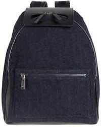 Jil Sander - Square Backpack - Lyst