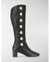 Chloé - Stivali al ginocchio Orlando 55 - Lyst