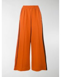 Y-3 - Pantaloni oversize da tuta - Lyst