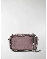Stella McCartney Falabella Metallic Belt Bag - Pink