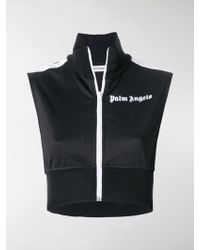 Palm Angels - Track Vest - Lyst