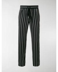 Haider Ackermann | Pantaloni A Righe | Lyst