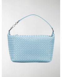 Bottega Veneta | Small Intrecciato Boudoir Bag | Lyst