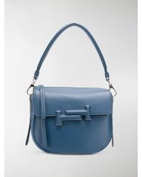 Tod's - Double-t Hobo Mini Bag - Lyst