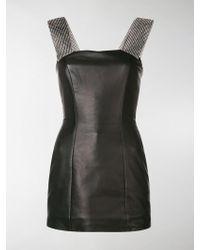 Christopher Kane - Crystal Embellished Mini Dress - Lyst