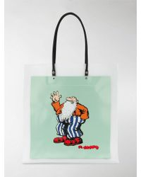 Marc Jacobs - Pvc Animation Print Tote - Lyst