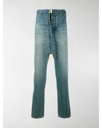 Sacai - Washed Jeans - Lyst