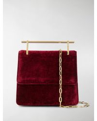 M2malletier - Mini Collectionneuse Single Bag - Lyst