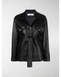 Golden Goose Deluxe Brand - Belted Jacket - Lyst