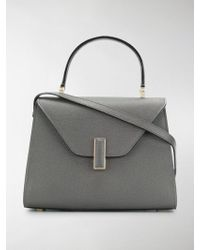 Valextra - Tote micro Iside - Lyst