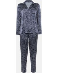 Stella McCartney - Elle Leaping Pyjama Set - Lyst