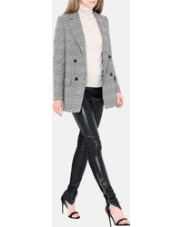 Stella McCartney - Darcelle Skin Free Skin Leather leggings - Lyst