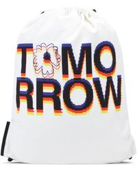 Stella McCartney - Tomorrow Print Backpack - Lyst