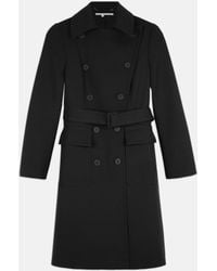 Stella McCartney - Erika Trench Coat - Lyst