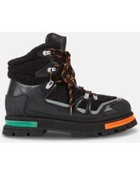 Stella McCartney - Black Mountain Boots - Lyst