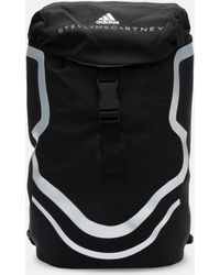 f7b3dd20159 Hot adidas By Stella McCartney - Black Running Backpack - Lyst