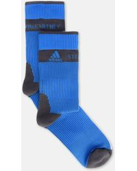 adidas By Stella McCartney - Blue Socks - Lyst