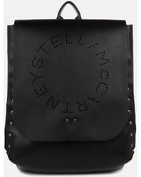 Stella McCartney - Stella Logo Backpack - Lyst