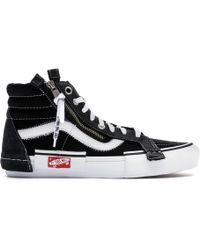 f696ceb84d0 Giuseppe Zanotti. Double Zip Deconstructed Mid Sneaker.  685  445 (35%  off). END. Vans - Sk8-hi Deconstructed Black - Lyst