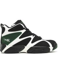 ea9d2960 Reebok Kamikaze Ii Black Green Og in Black for Men - Lyst