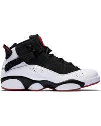 01e1f1b2565 Nike 6 Rings Ls Black Dark Army in Black for Men - Lyst