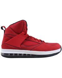 super popular 4fbb7 3633c Nike - Air Flight 45 High Max Gym Red obsidian-white - Lyst