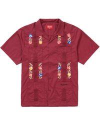 edac330e Dolce & Gabbana Baroque Flowers Crew Neck T-shirt in Green for Men ...