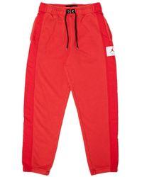 sale retailer 4cd7e f6421 Nike - X Union Nrg Aj Flight Pants Red - Lyst