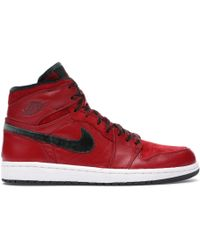 quality design 6d0e3 22e77 Nike - 1 Retro High Premier Gucci (2008) - Lyst