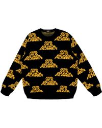Supreme - Undercover/public Enemy Sweater Black - Lyst