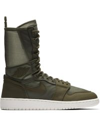 94729dd1f86e07 Nike Air Jordan 1 Explorer Xx Sneaker Boots in Yellow - Lyst