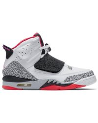 pick up ce067 f1242 Nike - Son Of Mars Hot Lava - Lyst