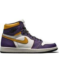 e228628ae8ba Lyst - Converse X Nba Chuck 70 Minneapolis Lakers Gameday High Top ...